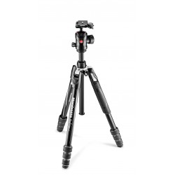 Manfrotto Befree GT - Twist Lock - Aluminio