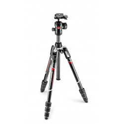 Manfrotto Befree Advance - Twist Lock - Carbono