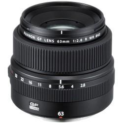 Objetivo Fuji 63mm f2.8