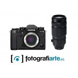 Fuji XT3 + 100-400MM F4.5-5.6 R OIS WR