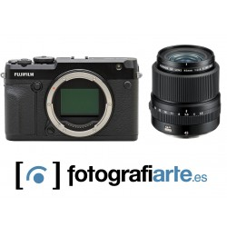 Fuji GFX 50R + 45mm f2.8