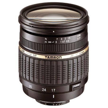 Tamron 17-50mm f2.8 XR Di II