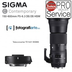 Sigma 150-600mm f/5-6.3 DG OS HSM Contemporany