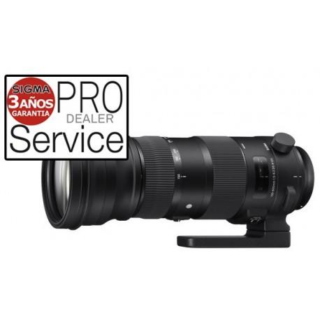Sigma 150-600mm f5-6.3 DG OS HSM Sports