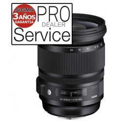 Sigma 24-105mm f4 Art IF OS DG HSM