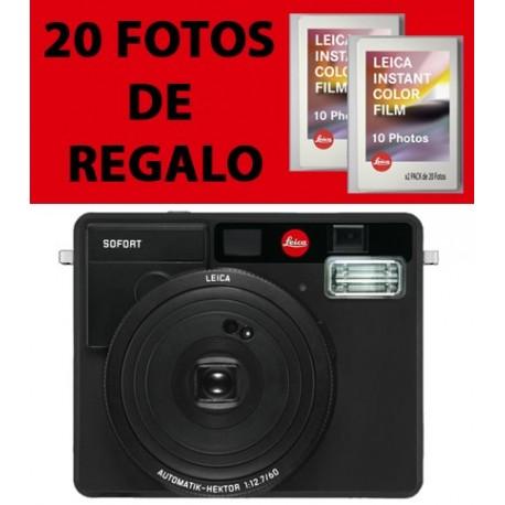Leica Sofort Negra
