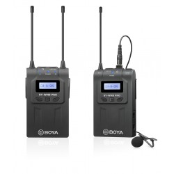 Boya Kit Micrófono Inalámbrico UHF PRO BY-WM8 1TX + 1RX