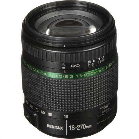 Pentax 18-270mm f3.5-6.3 ED SDM