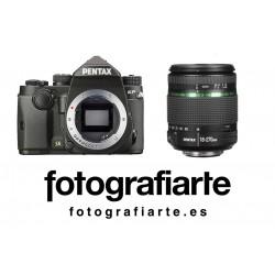 Pentax KP + 18-270mm