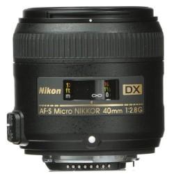 Nikon 40mm f2.8 DX G AF S Micro