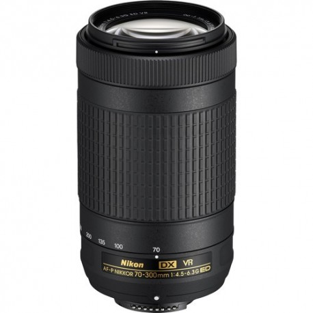 Nikon 70-300mm f4.5-6.3 DX G ED AFP