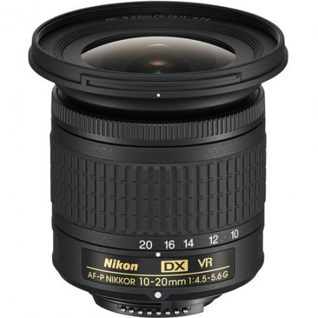 Nikon 10-20mm f4.5-5.6 G AFP VR