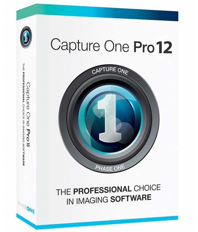 Compra Capture One Pro 12