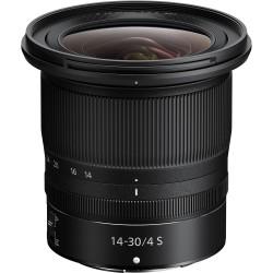 Objetivo Nikon Z 14-30mm f4 | Objetivo Nikkor Z 14-30mm f4