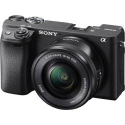 Sony Alpha 6400 + 16-50mm
