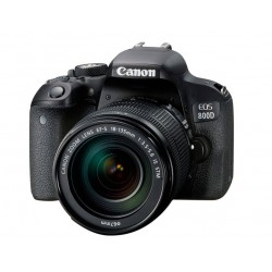 Canon Eos 800d + 18-135mm