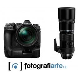 Olympus OMD EM1 X + 300mm f4