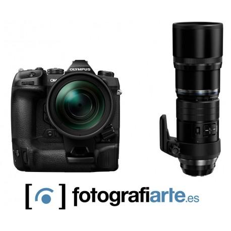 Olympus EM1X + 300mm | precio Olympus EM1X