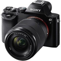 Sony Alpha 7 + 28-70mm f3.5-5.6