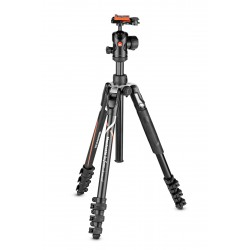 Manfrotto Befree 2N1 convetible monopie - Bloqueo palanca