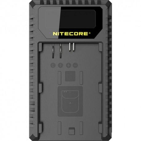 Cargador Nitecore UCN1 para Canon