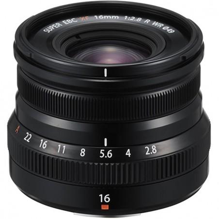 Fuji 16mm f2,8 XF R WR