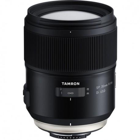 Objetivo Tamron35mm f1.4