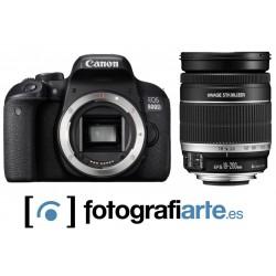 Canon Eos 800d + 18-200mm