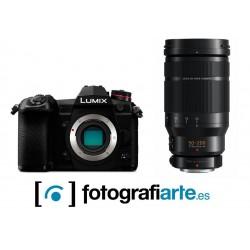 Panasonic G9 + 50-200mm