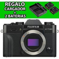 Fuji XT30 Negra | Fuji XT30 Plata