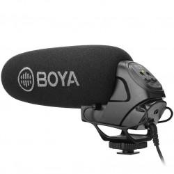 Microfono de Cañon Boya | Micrófono de cañón supercardiode Boya