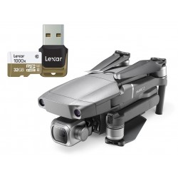 DJI Mavic 2 Pro + tarjeta Lexar MicroSD | drone digital