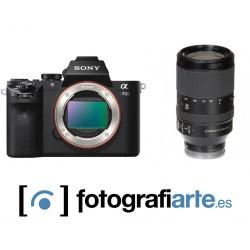 Sony Alpha 7II + 70-300mm f4.5-5.6 FE G OSS