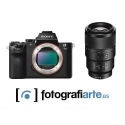 Sony Alpha 7II + 90mm f2.8 Macro G OSS
