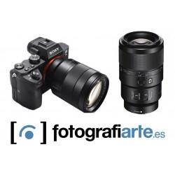 Sony Alpha 7II + 24-70mm f4 + 90mm f2.8