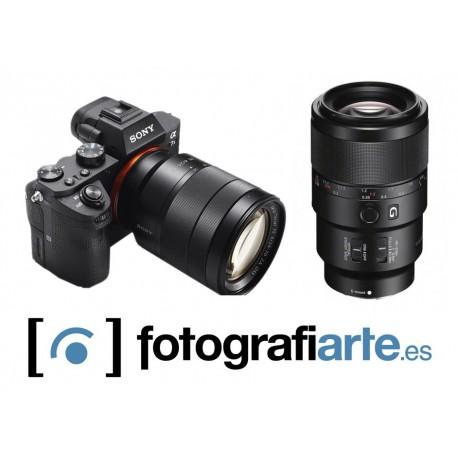 Sony A7II + 24-70mm f4 + 90mm f2.8