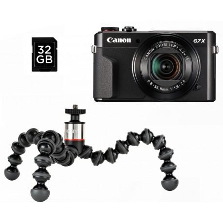 Canon G7x Mark II Vlogger Kit