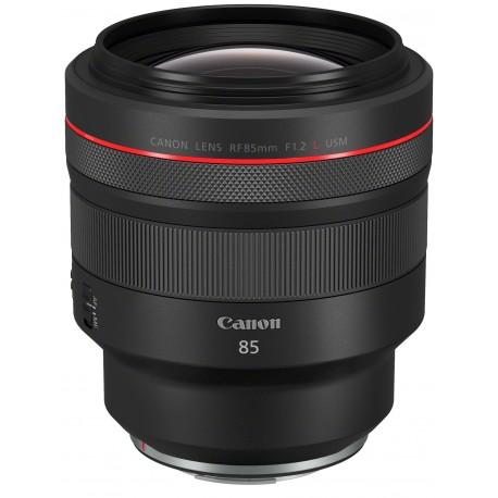 Objetivo Canon 85mm f1.2 RF