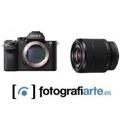 Sony Alpha 7r II + 28-70mm f3.5-5.6