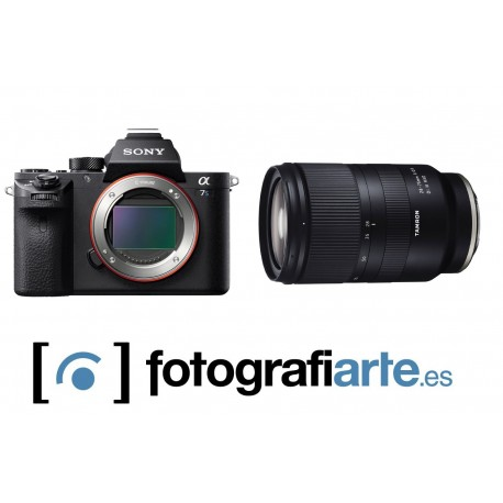 Sony Alpha 7s II + Tamron 28-75mm f2.8