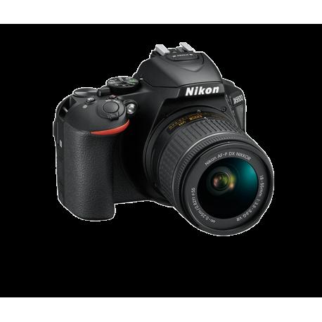 Nikon D5600 + 18-140mm G VR