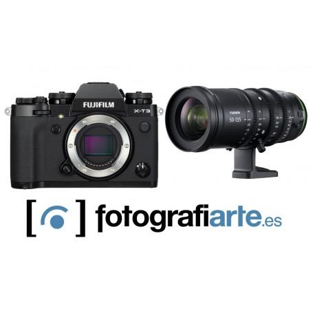 Fuji XT3 + 50-135mm t2.9
