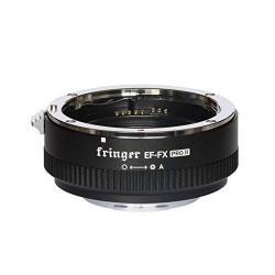 Fringer Adaptador Fuji X a Canon EF PRO II