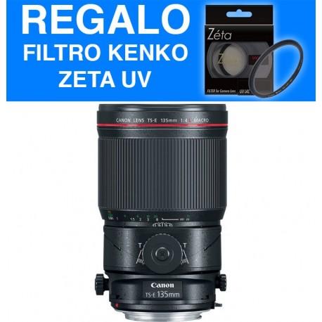 Canon 135mm f4 TS E