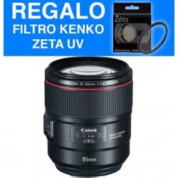 Canon 85mm f1.4 L