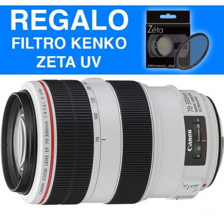 Canon 70-300mm f4-5.6 L IS USM EF