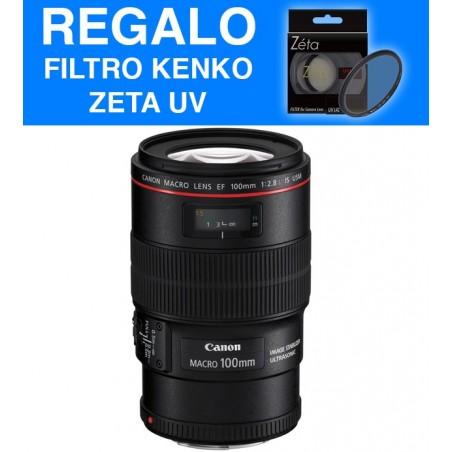 Canon 100mm f2.8 L Macro IS USM