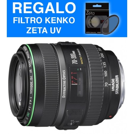 Canon 70-300mm f4.5-5.6 DO IS USM EF