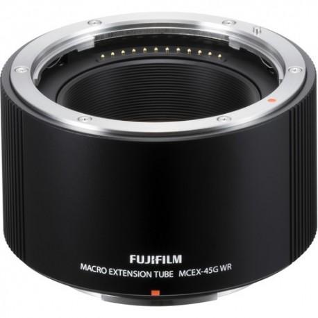 Tubo extension Fuji GFX | Fuji MCEX18G