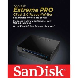 SanDisk Lector Extreme Pro CFast 2.0